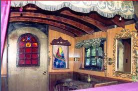 Vardo Interior Nuestra Casita Our Tiny House On A Trailer Project Big Dreaming
