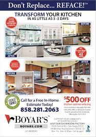 your kitchen boyar u0027s kitchen cabinets san diego ca