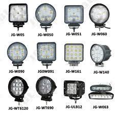 led work lights for trucks revolution led truck work light 15watt led work l jg cl140 jgl