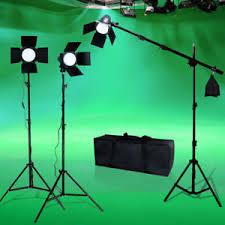 studio light boom stand 900w led photo studio lighting photography barndoor light boom arm