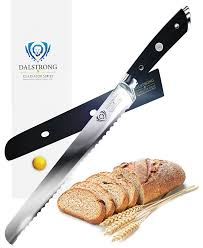 amazon com dalstrong bread knife gladiator series german hc