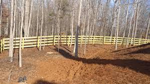 atlanta split rail fences farm fences