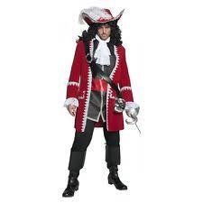 captain hook costume ebay