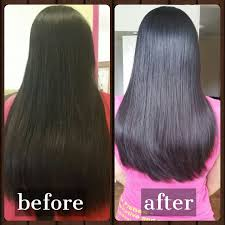 long layared u shape ladies haircut homeservice youtube