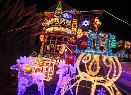 idaho falls christmas lights twin falls street called out as a top 10 place to view christmas