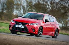 lexus sport uk lexus ct review 2017 autocar