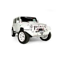 white jeep 4 door rugged ridge 12498 65 lady rugged ridge package 07 10 jeep