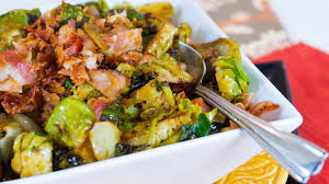 thanksgiving recipes brussel sprouts with bacon