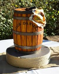 beer barrel cake our jack daniels whiskey barrel cake made by the cake zone in