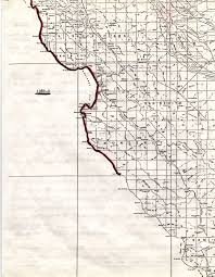 San Francisco County Map by 1980 G California Coastline From Lopez Point Monterey County