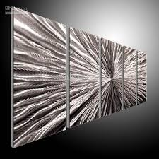 Home Sculpture Decor Best Metal Wall Art Abstract Contemporary Sculpture Home Decor