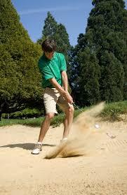 file golf bunker shot 1 jpg wikipedia