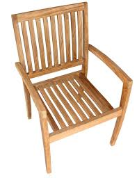 Outdoor Wooden Chairs Side Chairs U2013 Teakwood Chair