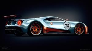 gulf racing wallpaper ford gt gulf special by grandosicua on deviantart