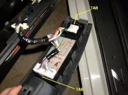 changing window motor in nissan 350z