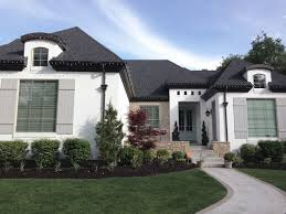 44 best dark house white trim images on pinterest exterior house