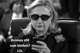 Binder Meme - romney binders full of women debate remark inspires tumblr
