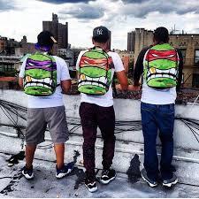 25 ninja turtle backpack ideas diy crochet