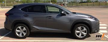 comprar coche lexus en valencia prueba lexus nx 300h híbrido suv y deportivo a la vez