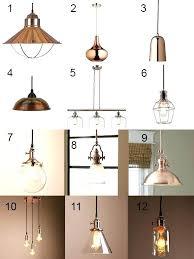 Copper Kitchen Light Fixtures Copper Kitchen Lighting Setbi Club