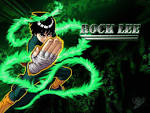 Rock lee (disponible)