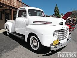 1952 Ford Truck Vintage Air - 1952 ford f1 ford trucks pinterest ford car ford and cars