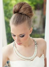 Hochsteckfrisurenen Hochzeit Dutt by Brautfrisuren 45 Inspirierende Vorschläge Für Alle Haartypen