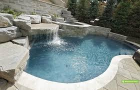 Backyard Small Pools by Small Pools Betz Pools