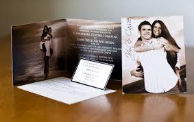 personalized wedding invitations custom photo wedding invitations minimalist styles on invitation