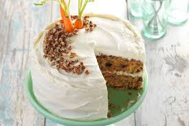 gluten free carrot cake with cream cheese frosting recipe king