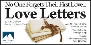 mph begins 2016 with u0027love letters u0027 modjeska playhouse
