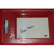 Nancy Reagan Signature Sports Auctions