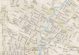 winnipeg map winnipeg map manitoba listings canada