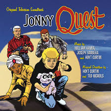 Seeking Episode 1 Soundtrack Martin Grams Jonny Quest Soundtrack Really 3 000 Units