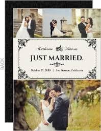 wedding announcement cards wedding announcements