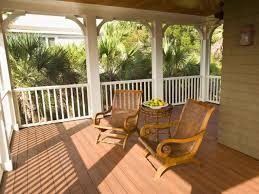 Front Porches On Colonial Homes by Porch Posts And Columns Hgtv