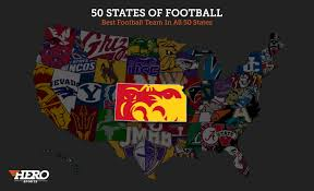 Kansas State Flag The Best College Football Team In Every State Regardless Of