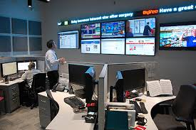 Seeking War Room Our Client Hy Vee Does All Their Social Media Monitoring Here In