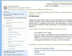 Commission Of The Blind Nj New Jersey Assistance Programs State Rx Plans
