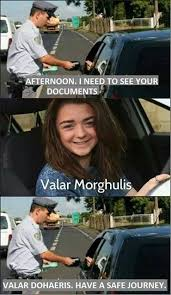 Arya Meme - the best game of thrones memes page 7 of 47 tyrionlannister net
