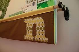 Fabric Sling Bookshelf 12 Easy Diy Home Libraries Tip Junkie