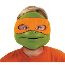 teenage mutant ninja turtles 2 michelangelo deluxe mask toys r us