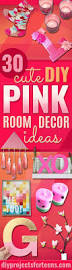 diy bedroom decorating ideas for teens 30 creatively pink diy room decor ideas diy projects for teens