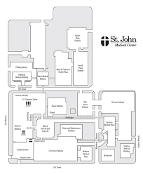 tulsa airport map map directions st center st health system