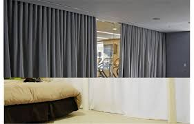 Room Curtain Divider Ikea by Supple How To Make Curtain Room Divider Curtain Room Divider Room