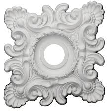 ekena millwork 18in ceiling medallions from buymbs com