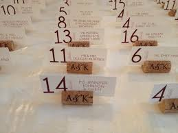 wedding place card holder ideas archives the clubhouse at