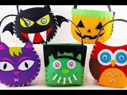 felt craft how to sew frankenstein candy u0027trick or treat u0027 bag
