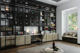 Built In Office Furniture Ideas Custom Home Office Designs Gorgeous Design Wonderful Custom Home