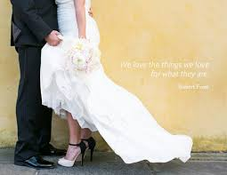 wedding dress quotes 10 quotes from authors to for your vows the knot